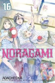 Noragami 16 by Adachitoka Cover
