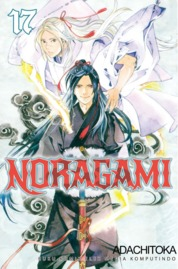 Noragami 17 by Adachitoka Cover