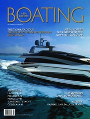 Cover Majalah ASIA PACIFIC BOATING September-Oktober 2018