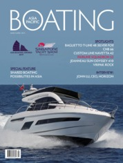 Cover Majalah ASIA PACIFIC BOATING Maret-April 2019