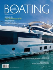 Cover Majalah ASIA PACIFIC BOATING September-Oktober 2019