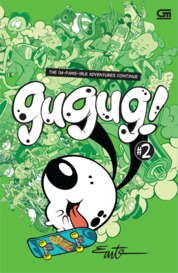 Cover Komik: Gugug!#2 - Hard Cover oleh Emte
