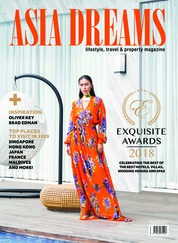 Cover Majalah ASIA DREAMS Oktober-Januari 2019