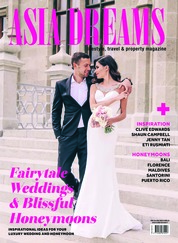 ASIA DREAMS Magazine Cover February-April 2019
