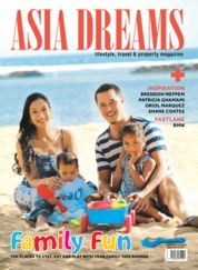 ASIA DREAMS Magazine Cover August-October 2019