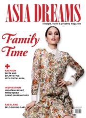 ASIA DREAMS Magazine Cover May-July 2020