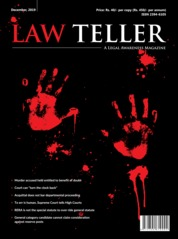Lawteller Magazine Cover December 2019