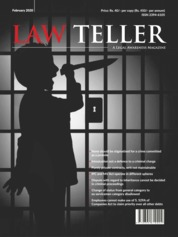 Lawteller Magazine Cover February 2020