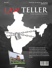 Lawteller Magazine Cover May 2020