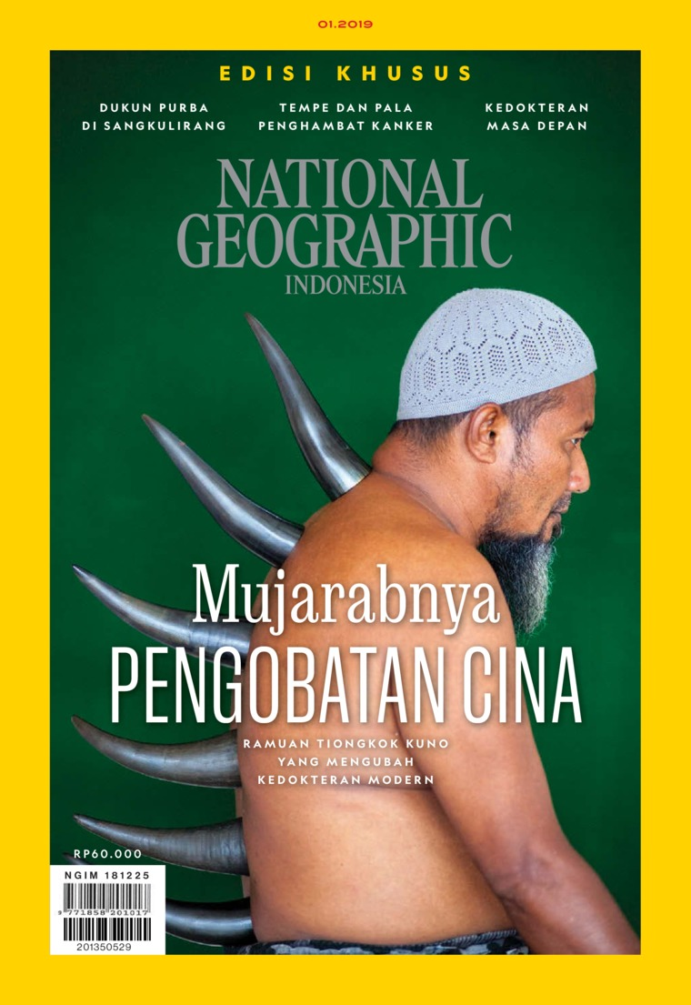 NATIONAL GEOGRAPHIC ID Digital Magazine ED 01 January 2019