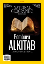 Cover Majalah NATIONAL GEOGRAPHIC ID