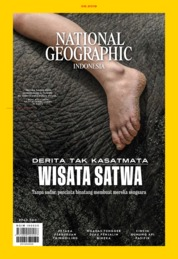 NATIONAL GEOGRAPHIC ID Magazine Cover ED 06 June 2019