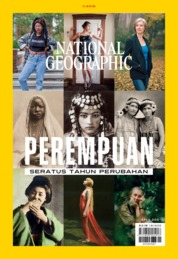 Cover Majalah NATIONAL GEOGRAPHIC ID ED 11 November 2019