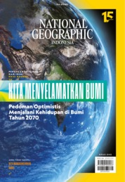 Cover Majalah NATIONAL GEOGRAPHIC ID ED 04 April 2020