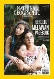 Cover Majalah NATIONAL GEOGRAPHIC ID ED 06 Juni 2020