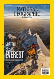 Cover Majalah NATIONAL GEOGRAPHIC ID ED 07 Juli 2020