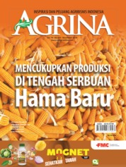 Agrina Magazine Cover ED 305 November 2019