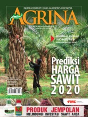 Agrina Magazine Cover ED 306 December 2019