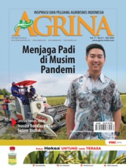 Agrina Magazine Cover ED 311 May 2020