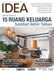 Cover Majalah iDEA ED 199 Desember 2019