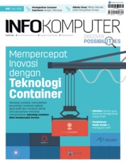 Info Komputer Magazine Cover ED 07 July 2019