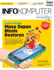 Info Komputer Magazine Cover ED 12 December 2019