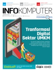 Info Komputer Magazine Cover ED 01 January 2020