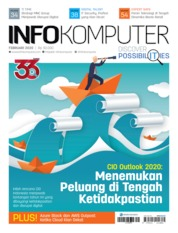Info Komputer Magazine Cover ED 02 February 2020
