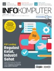 Info Komputer Magazine Cover ED 03 March 2020