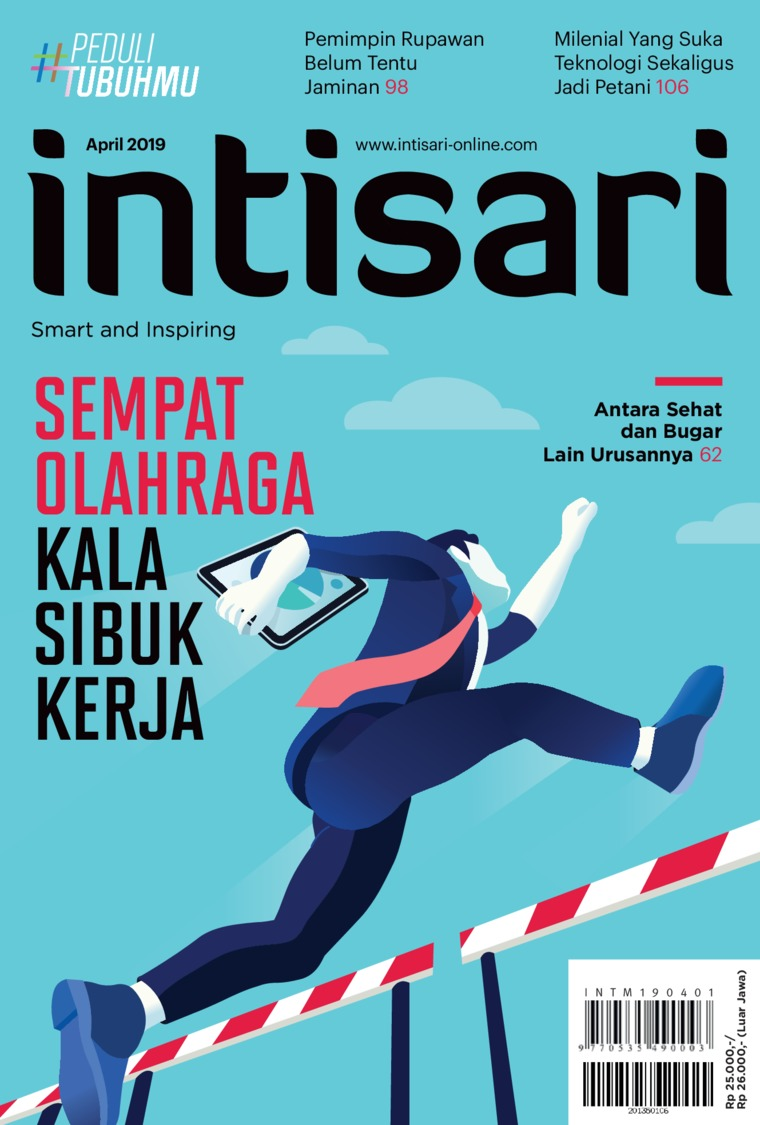 Intisari Digital Magazine ED 679 April 2019