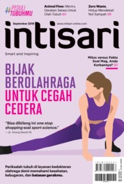 Intisari Magazine Cover ED 684 September 2019