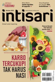 Intisari Magazine Cover ED 685 October 2019