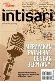 Intisari Magazine Cover ED 687 December 2019
