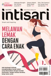 Cover Majalah intisari ED 691 April 2020