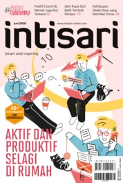 Intisari Magazine Cover ED 693 June 2020
