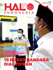HALO INDONESIA Magazine Cover May 2020