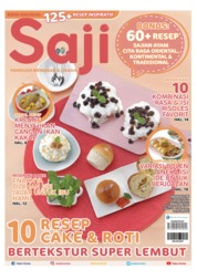 Saji Magazine Cover ED 452 November 2019
