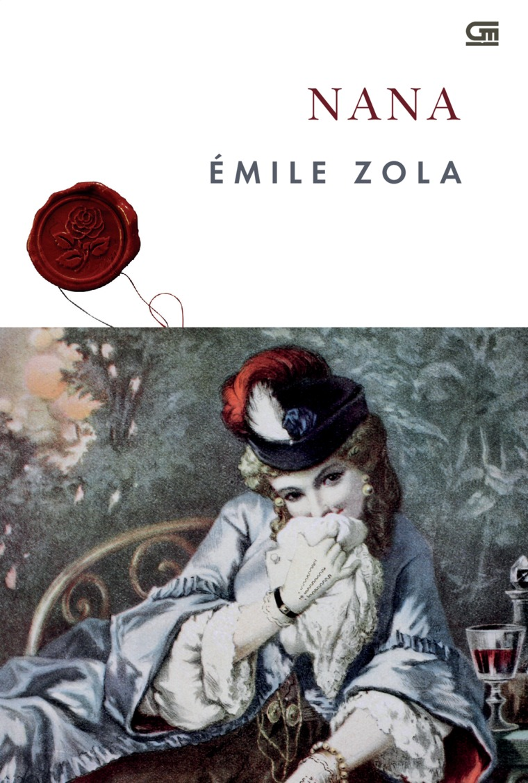 Nana by Emile Zola Digital Book