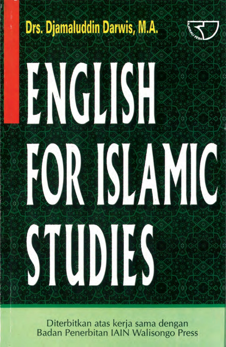 English For Islamic Studies by Drs. Djamaluddin Darwis, M.A. Digital Book