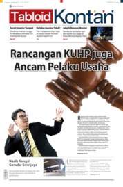 Cover Majalah Kontan ED 51 September 2019