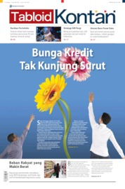 Cover Majalah Kontan ED 06 November 2019