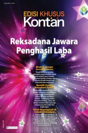 Cover Majalah KONTAN Edisi Khusus September 2019