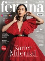 Cover Majalah Femina ED 11 November 2019
