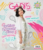 GADIS Magazine Cover 2020 Annual Edition