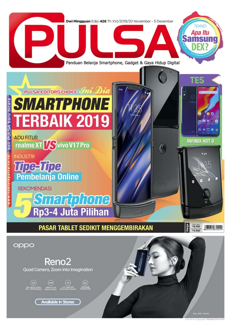 Majalah Digital PULSA ED 426 November 2019