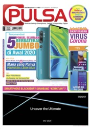 PULSA Magazine Cover ED 432 February 2020