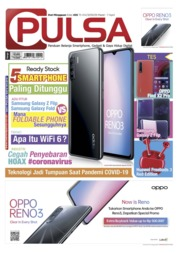 PULSA Magazine Cover ED 435 March 2020