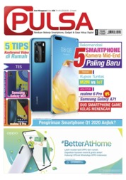 Cover Majalah PULSA ED 436 April 2020