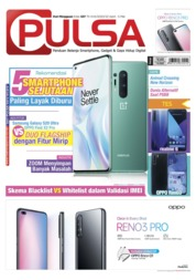 Cover Majalah PULSA ED 437 April 2020