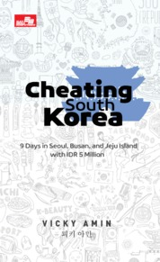 Cheating South Korea by Vicky Amin Cover